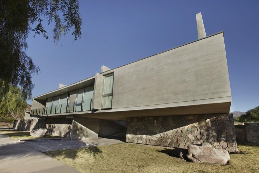 Casa Sobrino / A4estudio, © Cortesía de A4estudio