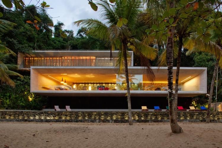 Casa Paraty / Studio MK27 - Marcio Kogan, ©  Nelson Kon