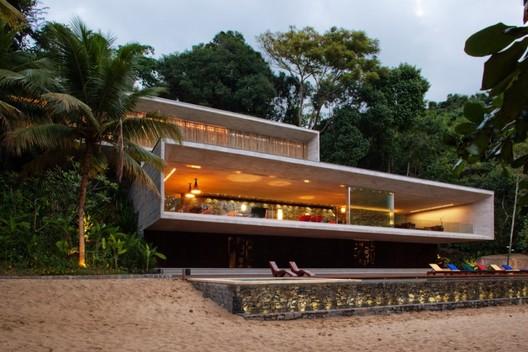 Casa Paraty Studio Mk27 Marcio Kogan Plataforma Arquitectura