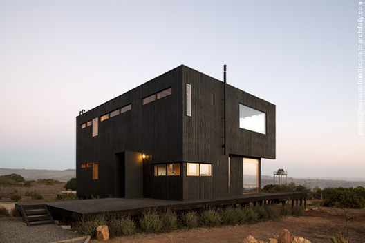 Casa en Tunquén / Christian Beals V, © Leonardo Finotti