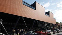 Centro Comercial Cascada / Radionica Arhitekture