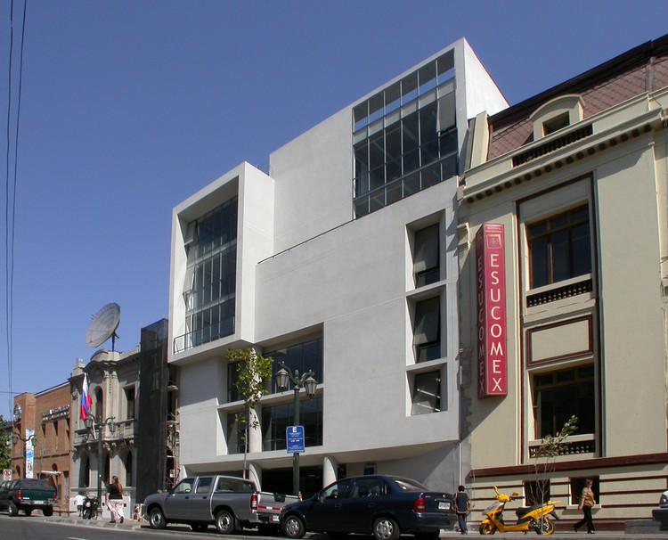 Edificio AIEP, Barrio Universitario de Santiago / Schmidt Arquitectos Asociados, Cortesía de Schmidt Arquitectos