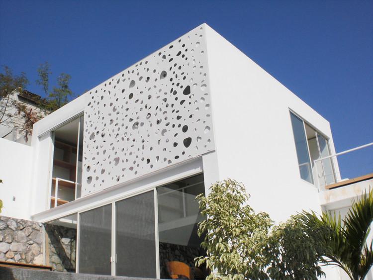 Pabellón de invitados / Gabriel Peña Arquitectos, © Roberta Gutierrez