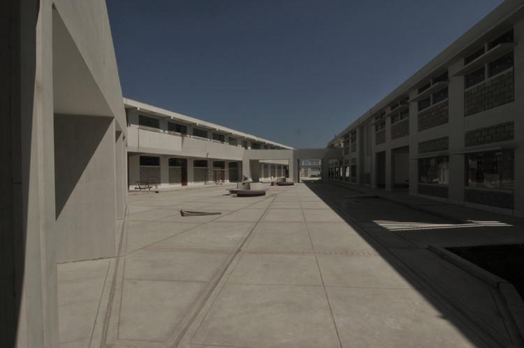 Institucion Educativa Jose de San Martin / Laboratorio Urbano de Lima, © Arq. Jose Lao Siu