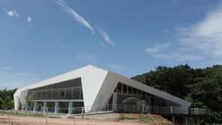 Auditorio Comedor Gimnasio Saucará / C+C Estudio de Arquitectura