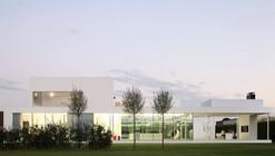 Villa VH en T / Beel & Achtergael Architecten