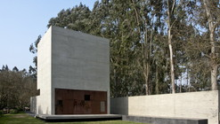 Capilla De la Piedra / Ximena Alvarez + Nomena Arquitectos