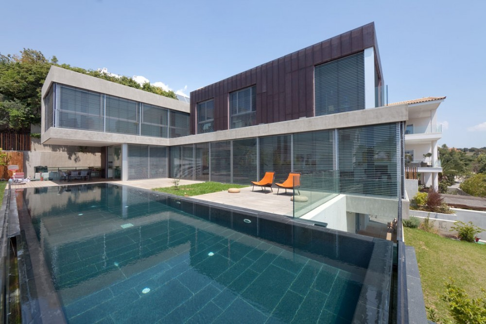 Casa en Voula / Spacelab Arquitectura, © Nick Danilidis