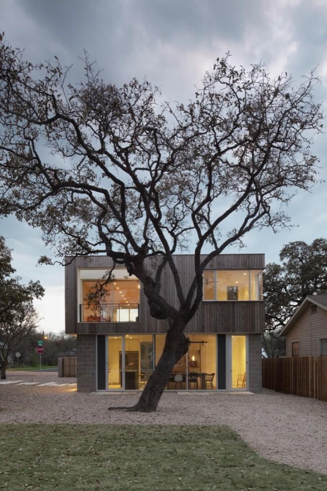 Casa Bouldin / Alter Studio, © Jonathan Jackson Photography