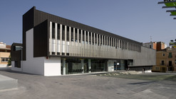 Health Center in Canet de Mar / Conxita Balcells Associats S.L.P