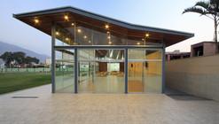 Proyecto Sala de Usos Múltiples Colegio Privado Pió XI / Laboratorio Urbano de Lima + Carmen Rivas Lombardi
