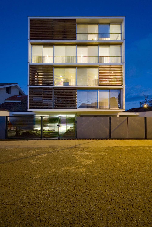 Jacobo Building / DURAN&HERMIDA arquitectos asociados, © Sebastián Crespo