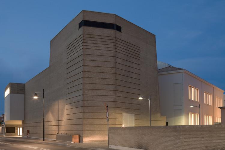 Centro Cultural Bafile / Studio Macola, Cortesía de Marco Zanta
