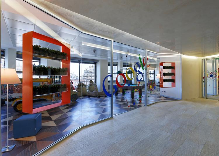 Google Offices / AMA – Albera Monti y Asociados, © Bepe Raso