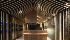 Maedaya Grill & Sake / EAT Architects