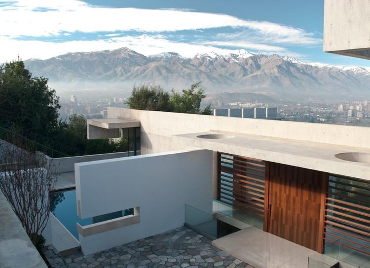 Casa Zaror / Jaime Bendersky Arquitectos , © Pablo Henriquez Palma
