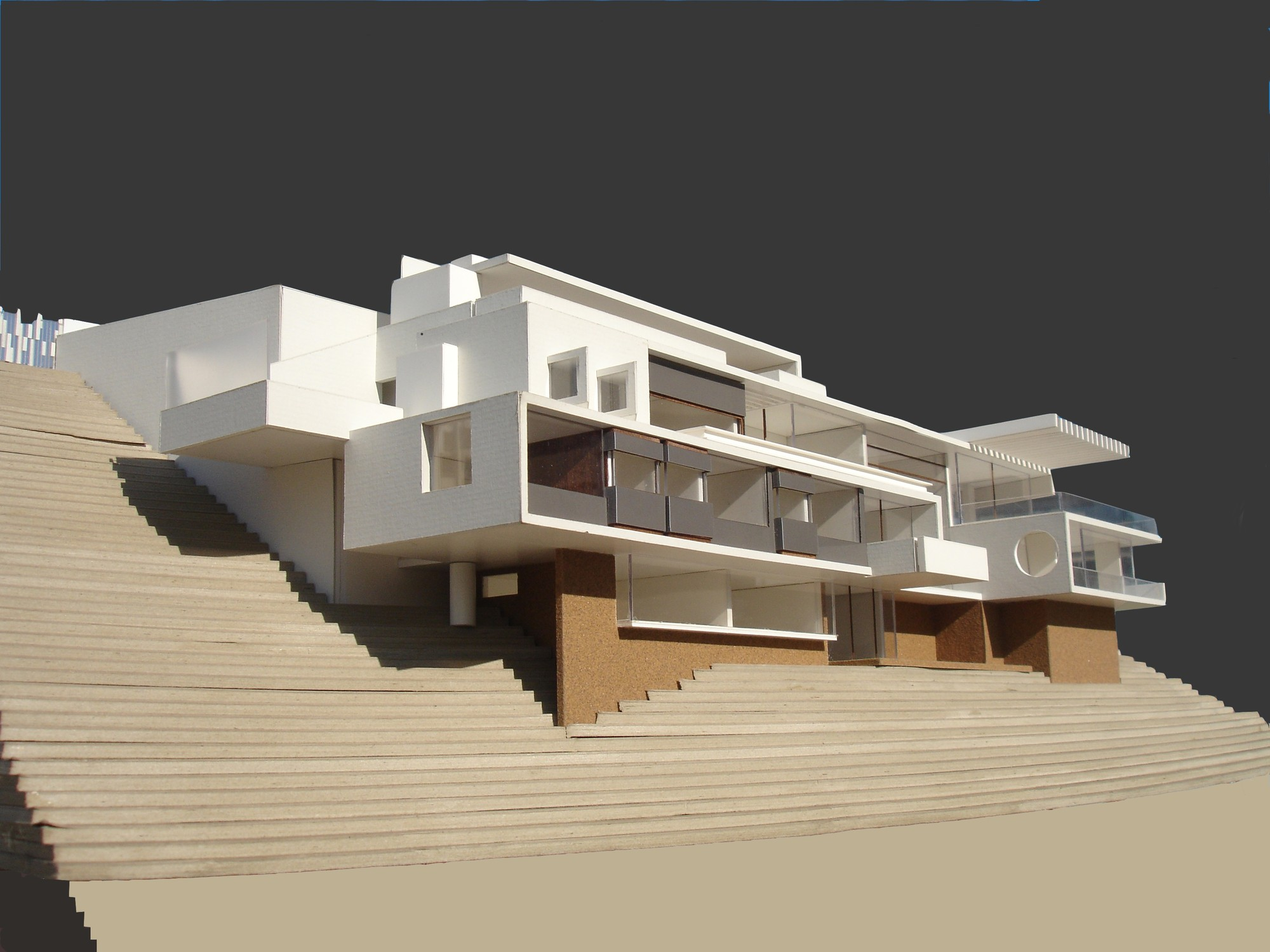 Gallery of zaror house jaime bendersky arquitectos 12 for Casa de arquitecto moderno