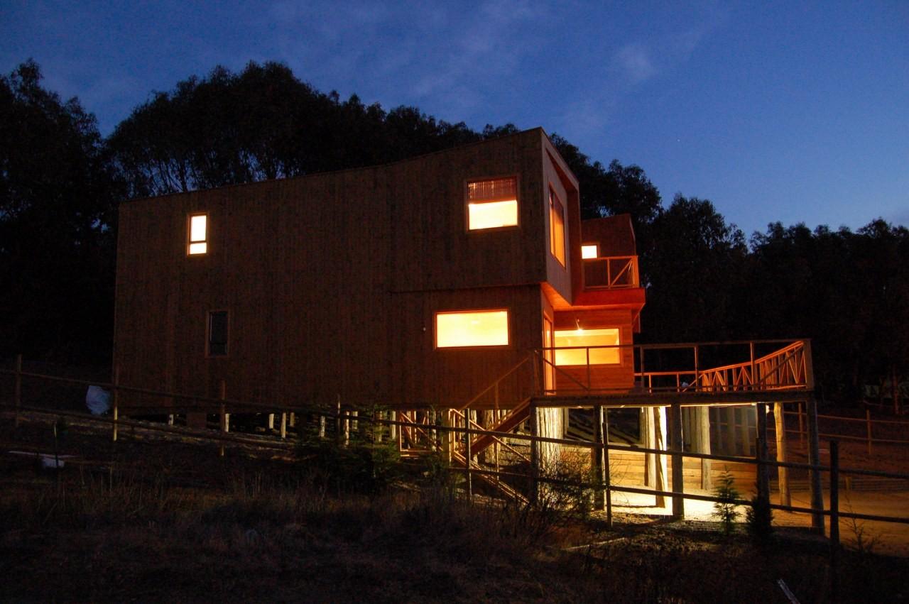 Casa Maintencillo,Cortesía De Jonás Retamal T. Nice Design