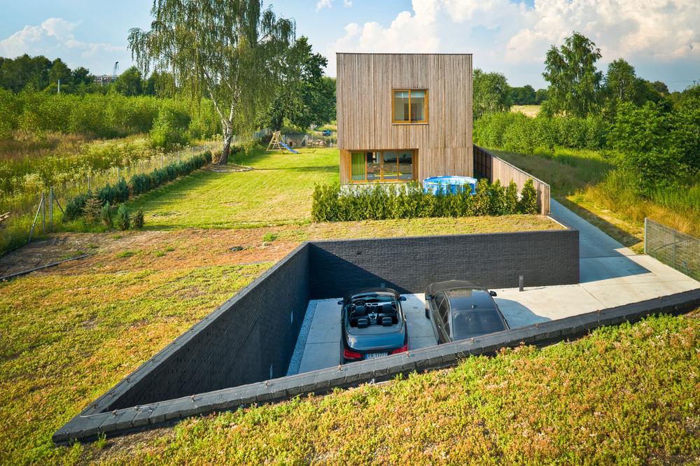 Casas en Rybnik / Jojko+Nawrocki Architekci, © Juliusz Sokolowski