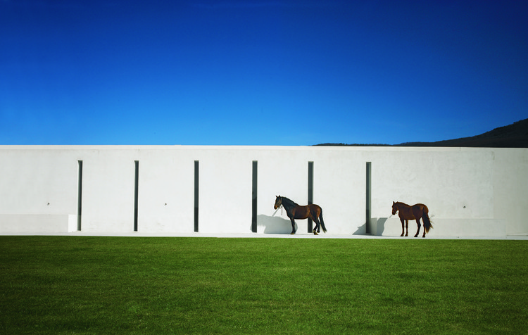 Proyecto de Ejecución de Explotación agrícola, dehesa / A-cero, © Xurxo Lobato