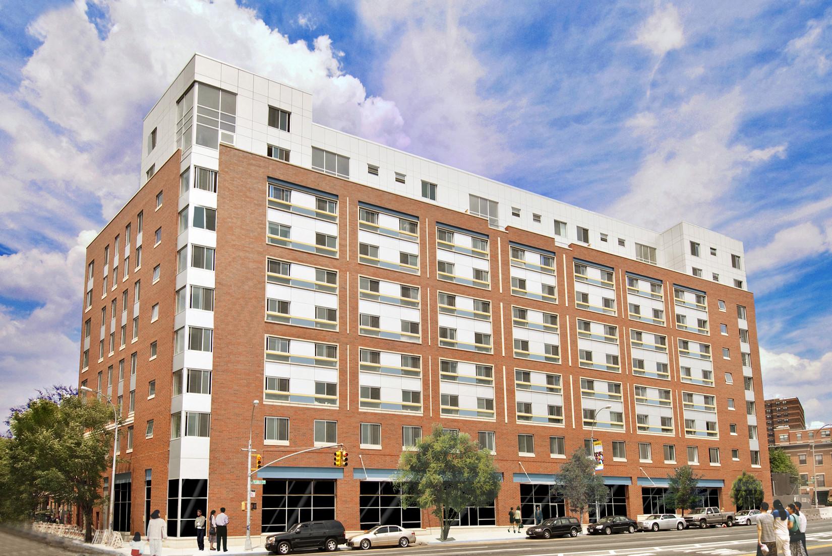 Atlantic Terrace / Magnusson Architecture & Planning PC + AIA LEED AP BD + C, © Michael Weinstein