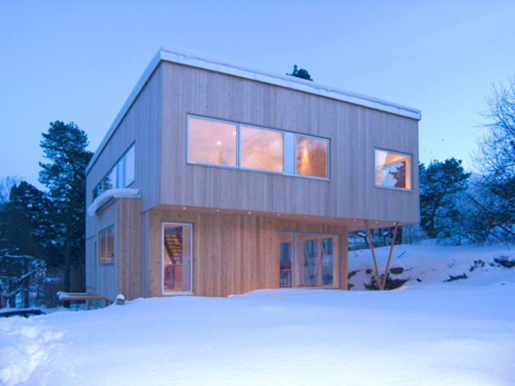 Villa Kapla / YAJ Architects, Cortesía de YAJ Architects