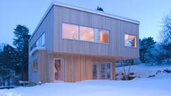 Villa Kapla / YAJ Architects