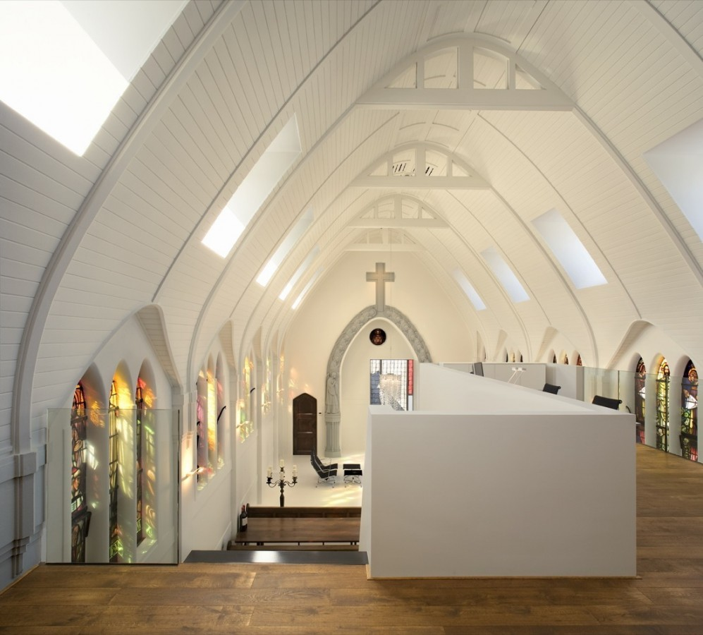 Church of living / Zecc Architecten, © Cornbread Works