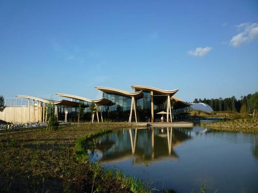 aquamundo center parcs moselle artur architectes mandataire plataforma arquitectura. Black Bedroom Furniture Sets. Home Design Ideas