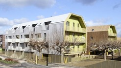 Vivienda Social en Bondy / Atelier Dupont