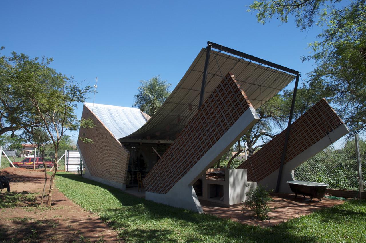 Casa Hamaca / Javier Corvalán + Laboratorio de Arquitectura, © Andrea Parisi