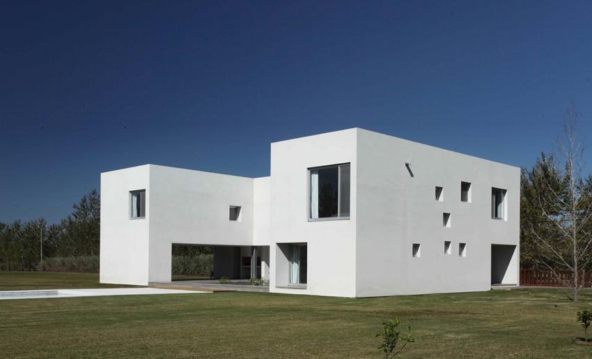 Casa AG / Estudio Aire, © Gustavo Sosa Pinilla