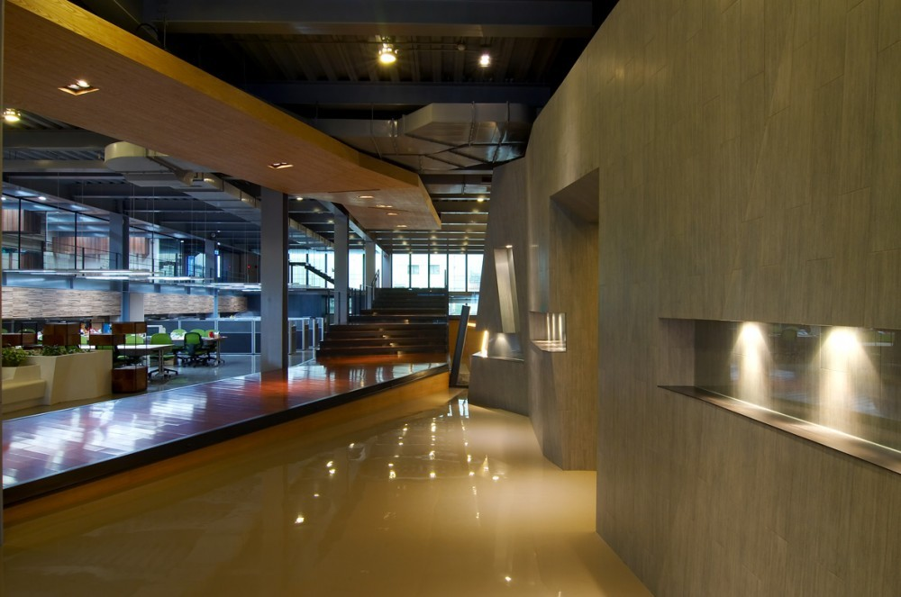 Easy Way International Group Headquarters / Clearinkstone Design, © Rong De Lu