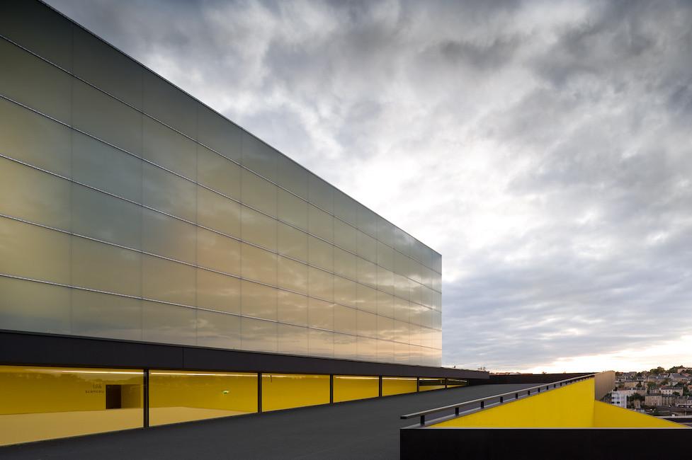 Teatro y Auditorio en Poitiers / JLCG Arquitectos, © FG+SG – Fernando Guerra, Sergio Guerra