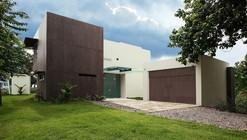 Residencia Triángulo / Ecostudio Architects