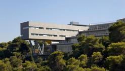 Centro de estudiantes de la Universidad de Haifa / Chyutin Architects
