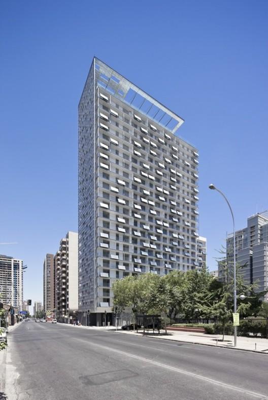 Edifício Gen / Felipe Assadi + Francisca Pulido, © Sergio Pirrone