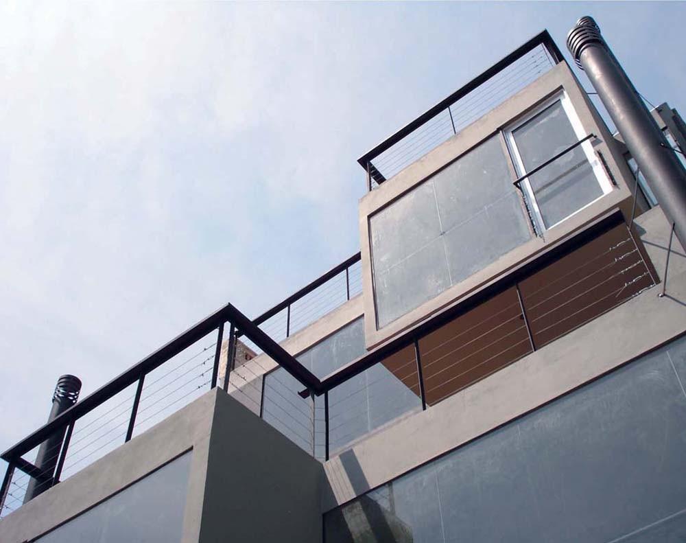 Edificio de Viviendas Uriarte 1010 / Monoblock, © MONOBLOCK