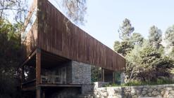 Casa de Campo Santa Eulalia / René Poggione, Susel Biondi Antúnez de Mayolo