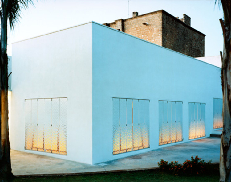 Casa en Puglia / Peter Pichler Architects, Cortesía de Peter Pichler Architects