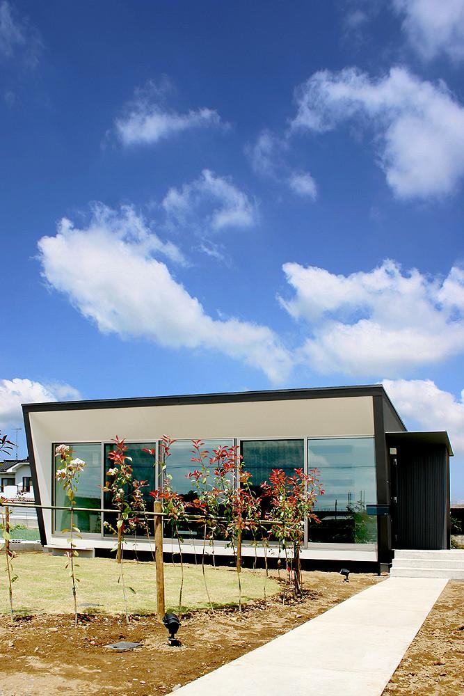 Casa con persianas de concreto / StudioGreenBlue, © StudioGreenBlue