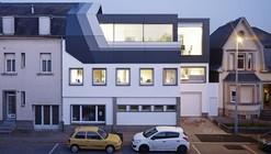 Roof Top Office Dudelange / Dagli + Atélier D'Architecture