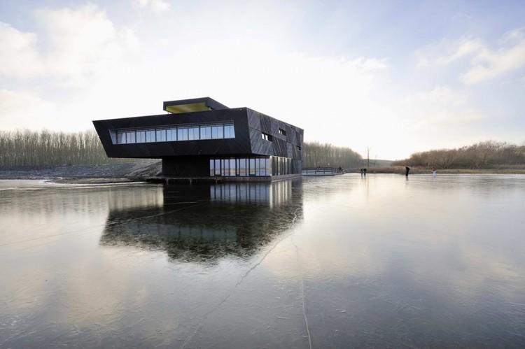 Centro Educativo Natural de Oostvaarders / Drost + van Veen architecten, © John Lewis Marshall,
