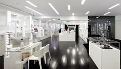 Tienda óptica en Lisboa / Sousa Santos Architects