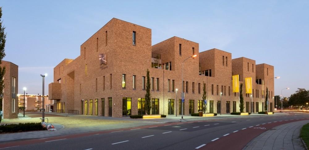 Oficina Municpal Winterswijk / OIII Architecten, © Thea vd Heavel
