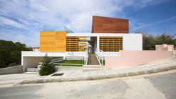 Residencia Petros & Andri / VARDAstudio