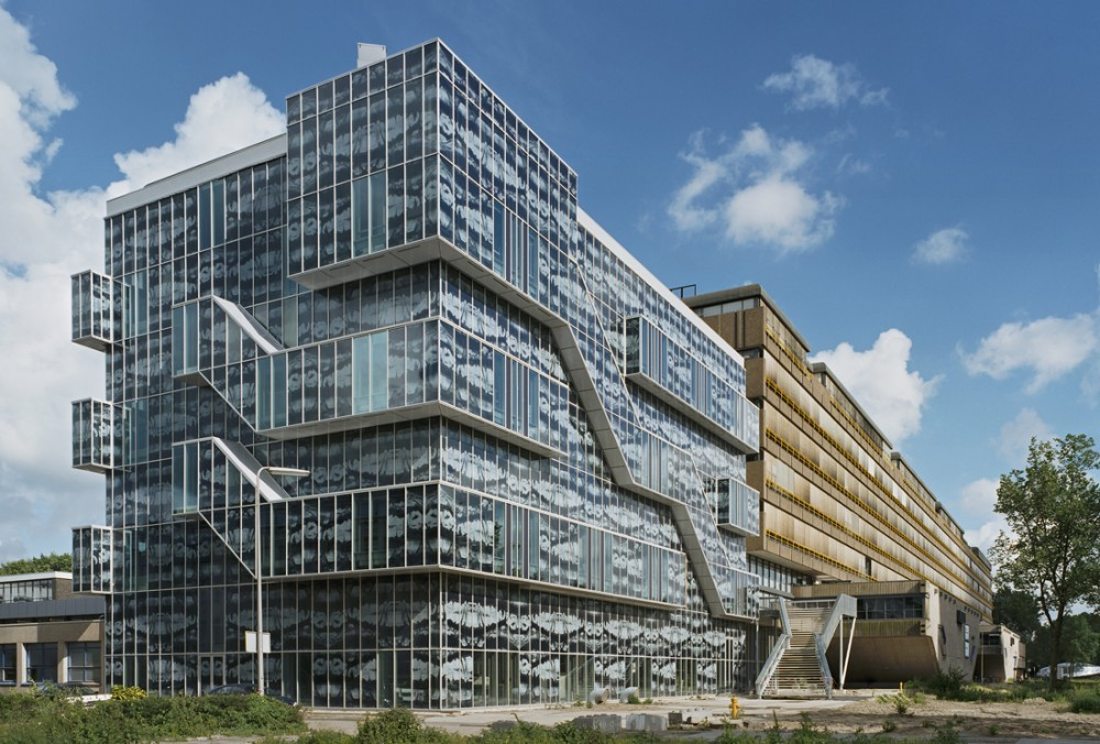 Departamento de Geotecnología DUT / Jeanne Dekkers Architectuur, © Daria Scagliola