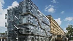 Departamento de Geotecnología DUT / Jeanne Dekkers Architectuur
