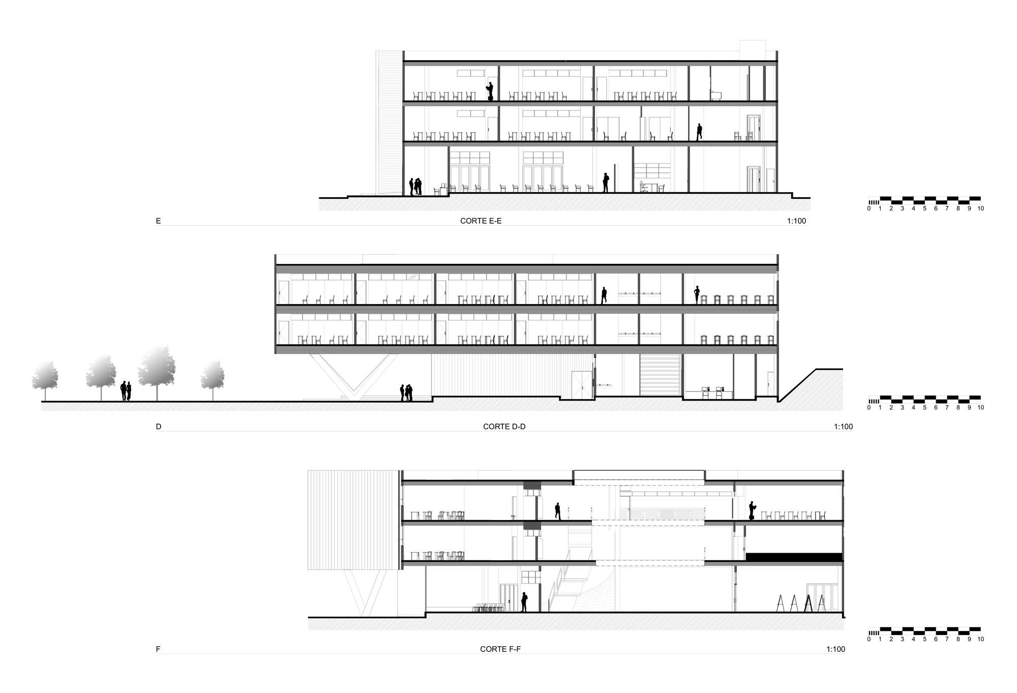 Jfk ms plataforma de arquitectura archdaily per for Plataforma de arquitectura