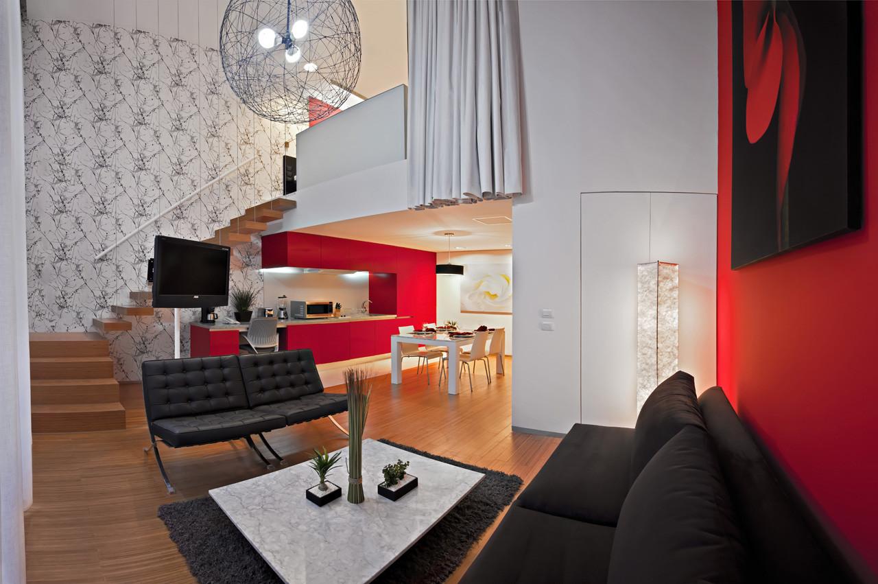 Filadelfia Suites Corporativas Bnkr Arquitectura Archdaily M Xico # Muebles Filadelfia Para Estetica
